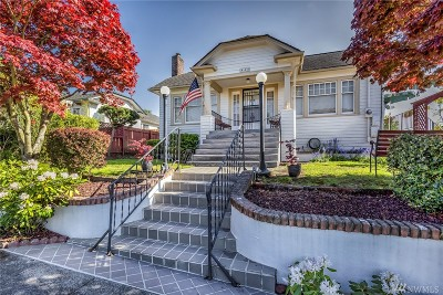 Skagit County Single Family Home For Sale: 414 E Lawrence St