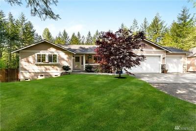 Granite Falls Single Family Home For Sale: 5702 218th Ave NE