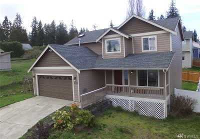 Port Orchard Single Family Home For Sale: 494 Flower Meadows St