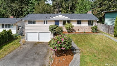 Edmonds Single Family Home For Sale: 23812 79th Ave W