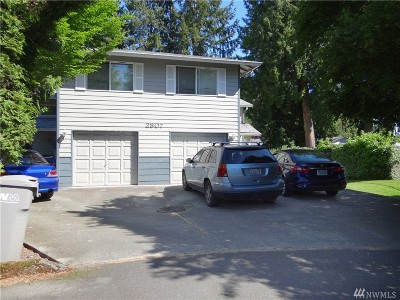 King County Multi Family Home For Sale: 2807 J Ct SE