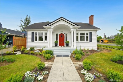 Single Family Home Sold: 1827 3rd St