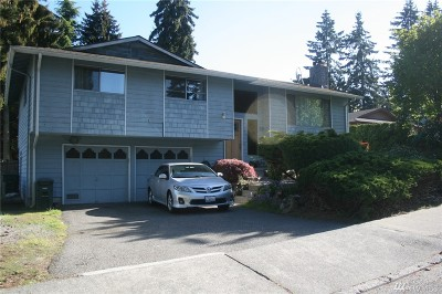 Lynnwood Single Family Home For Sale: 6532 192nd Place SW
