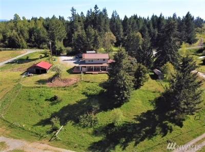 Rainier Single Family Home Pending: 12430 118th Ave SE