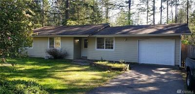 Gig Harbor Single Family Home Pending: 13502 108th Av Ct NW