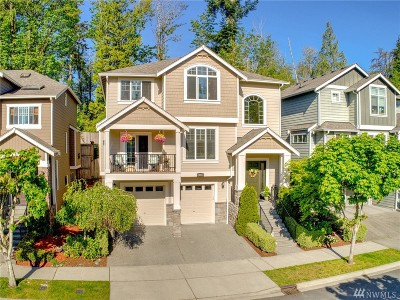 Woodinville Single Family Home For Sale: 20233 134th Ave NE