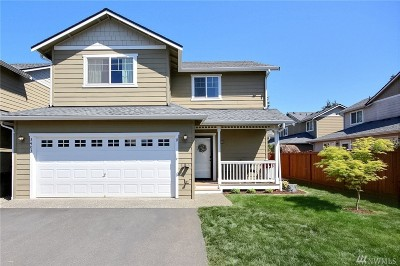 Arlington Single Family Home For Sale: 3403 182nd Street NE #4B