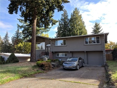 Bellevue Single Family Home For Sale: 914 147th Ave SE