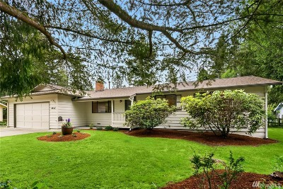 Sammamish Single Family Home For Sale: 2827 245th Place SE