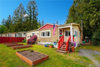 Granite Falls Single Family Home For Sale: 13022 View Place