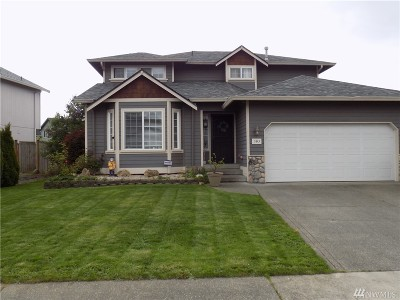 Orting Single Family Home For Sale: 303 Thompson NW