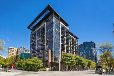Seattle Condo/Townhouse For Sale: 2720 3rd Ave #TH-5