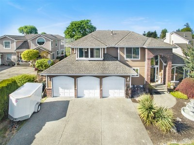 Lake Tapps WA Single Family Home For Sale: $750,000