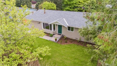 Gold Bar Single Family Home For Sale: 810 Evergreen Wy