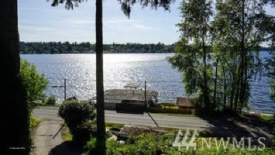 Lake Stevens Single Family Home For Sale: 105 E Lake Stevens Road Rd