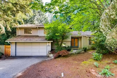 Sammamish Single Family Home For Sale: 3513 208th Place NE