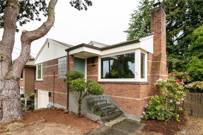 Seattle Single Family Home For Sale: 4414 NE 65th St