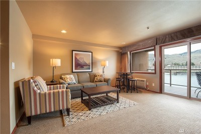 Chelan Condo/Townhouse For Sale: 322 W Woodin Ave #638