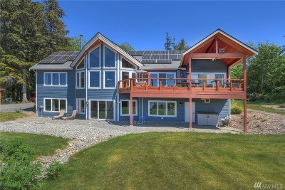 Poulsbo Single Family Home For Sale: 3100 NE Nine Boulder Dr
