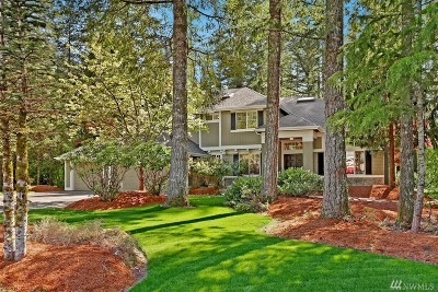 North Bend, Snoqualmie Single Family Home For Sale: 45839 SE 137th St