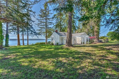 Camano Island Single Family Home For Sale: 1254 S West Camano Dr