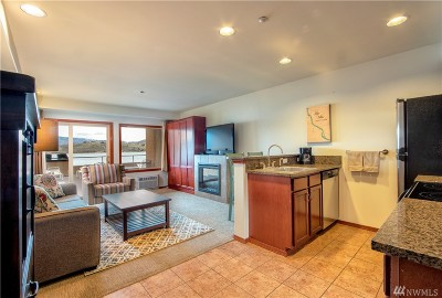 Chelan Condo/Townhouse For Sale: 322 W Woodin Ave #512