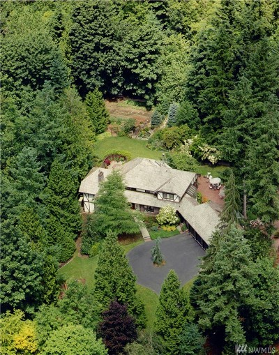 Redmond Single Family Home For Sale: 22830 NE 54th Street