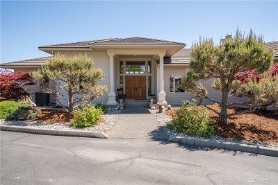 Chelan County Single Family Home For Sale: 1016 Westmorland Dr