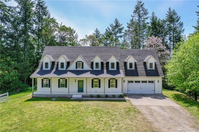 Port Orchard Single Family Home For Sale: 2730 SW Youwood Wy