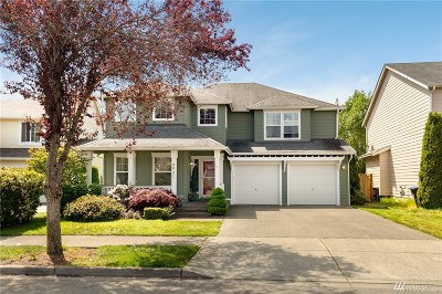 Lacey Single Family Home For Sale: 4931 Switchback Lp SE