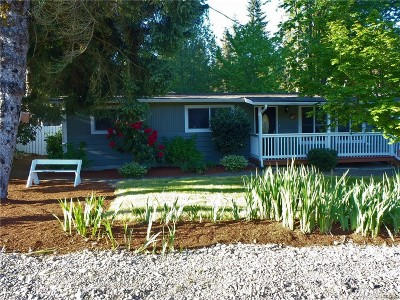 Maple Valley Single Family Home For Sale: 21623 258th St