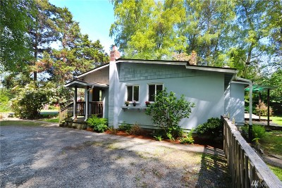 Single Family Home For Sale: 10025 SW 188th St