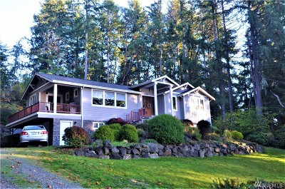 Longbranch WA Single Family Home For Sale: $519,000