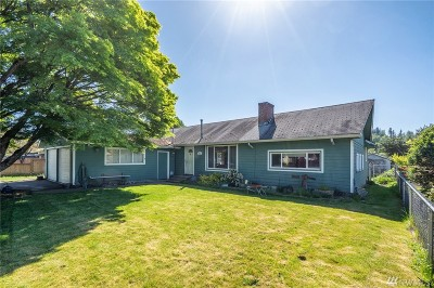 Centralia Single Family Home For Sale: 2017 Ahlers Ave