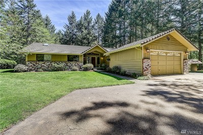 Puyallup Single Family Home For Sale: 15403 62nd Ave E