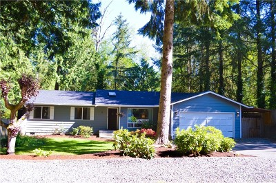 Gig Harbor Single Family Home For Sale: 3405 109th St Ct NW
