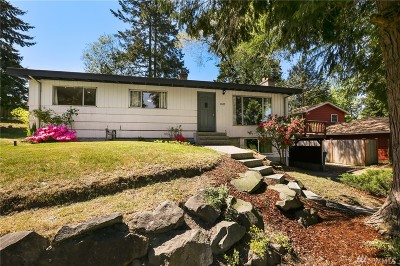 Bellevue Single Family Home For Sale: 1035 151st Ave SE