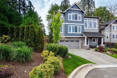 Issaquah Single Family Home For Sale: 23181 SE 52nd St