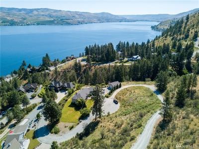 Chelan, Chelan Falls, Entiat, Manson, Brewster, Bridgeport, Orondo Residential Lots & Land For Sale: 404 Quail Run Rd