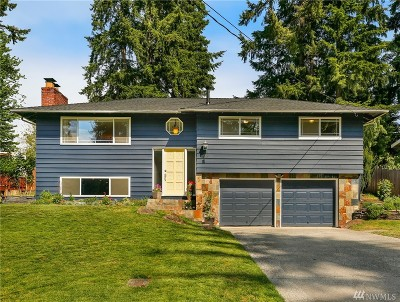 Bellevue Single Family Home For Sale: 3740 135th Ave SE