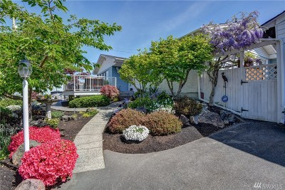 Edmonds Single Family Home For Sale: 601 9th Ave S