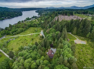 Skagit County Farm For Sale: 19121 State Route 9