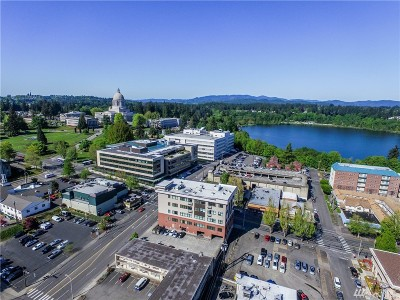 Thurston County Condo/Townhouse For Sale: 1018 Capitol Wy S #5 D