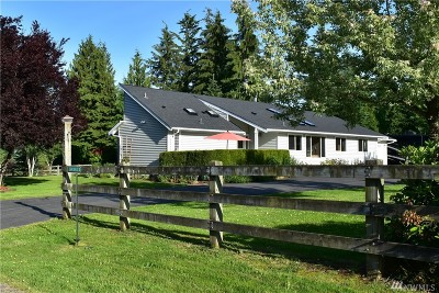 Monroe Single Family Home For Sale: 26114 120th St SE