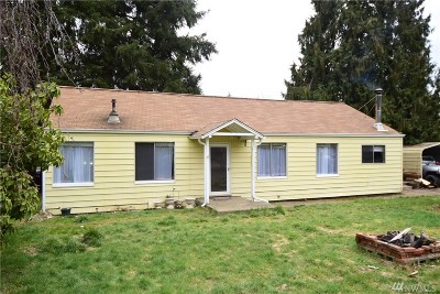 Poulsbo Single Family Home For Sale: 12942 Dogwood Ave NW