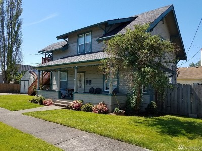 Chehalis Multi Family Home For Sale: 59 SW Pacific Ave