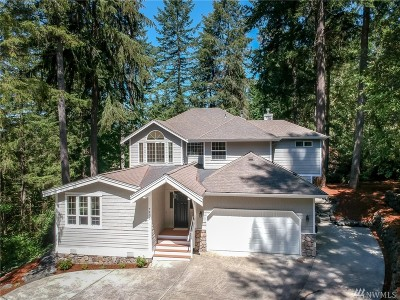 Gig Harbor Single Family Home For Sale: 7803 36th St NW