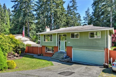 Lynnwood Single Family Home For Sale: 1918 208th St SW