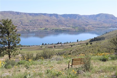 Chelan, Chelan Falls, Entiat, Manson, Brewster, Bridgeport, Orondo Residential Lots & Land For Sale: Little Butte Ranch Road