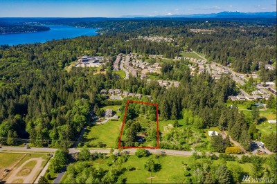 Sammamish Residential Lots & Land For Sale: 20902 SE 24th St